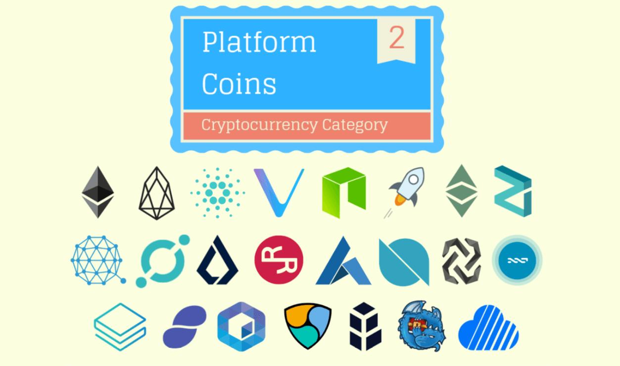 Blockchain Platform Coins