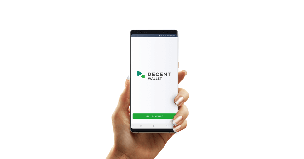 DECENT Android Wallet