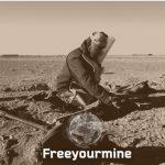 بازی خیریه Freeyourmine و تلاش برای مقابله با بقایای مینهای زمینی با بلاکچین