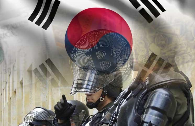 کره جنوبی در دوسال تنها از جرایم مرتبط با رمز ارزها 2.3 میلیارد دلار خسارت دیده است!