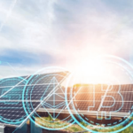 احداث بزرگترین مزرعه استخراج بیت کوین با انرژی خورشیدی در آمریکای شمالی