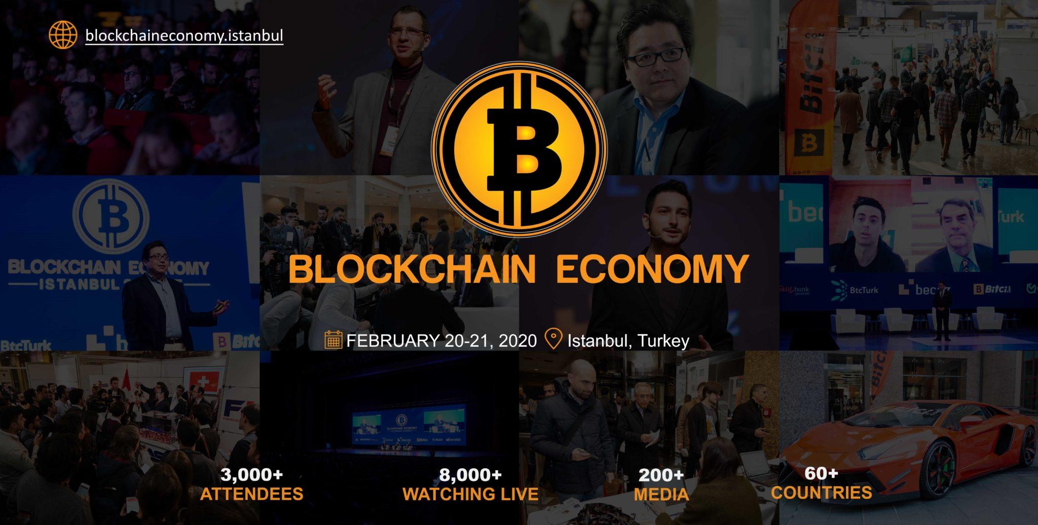 حضور در کنفرانس اقتصاد بلاک چین استانبول در کنار برترین چهرههای این حوزه را از دست ندهید!