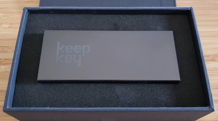 کیف پول keepkey