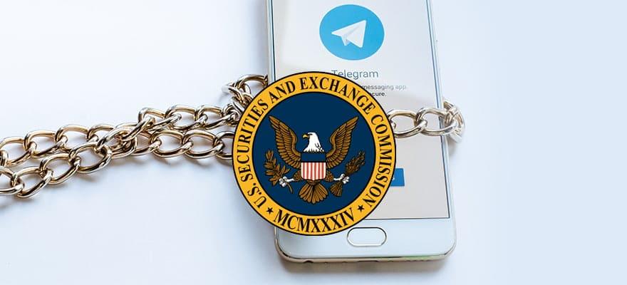 وکلای تلگرام از قاضی خواستند درخواست SEC را رد کند!