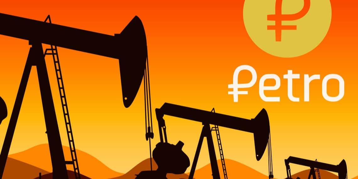 ونزوئلا نفت و طلای کشورش را در ازای پترو میفروشد!