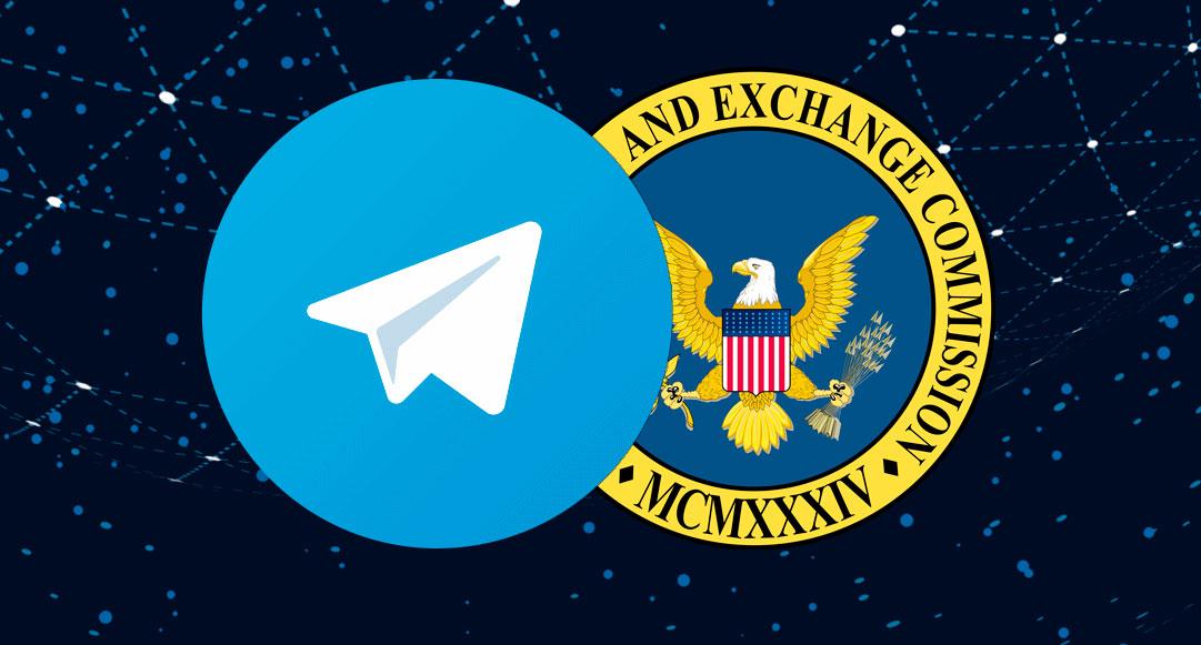 تلگرام ناچار شد بانک اطلاعات مالی خود خود را در اختیار SEC قرار دهد