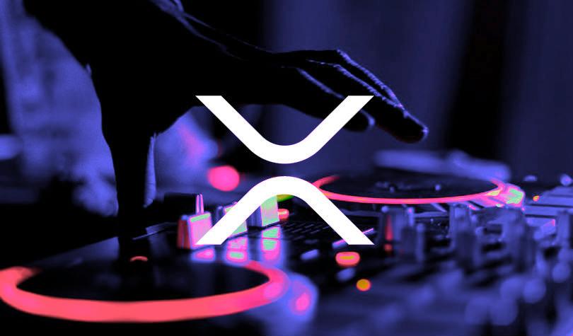 موزیکهایتان را با XRP و بدون کارمزد بفروشید!
