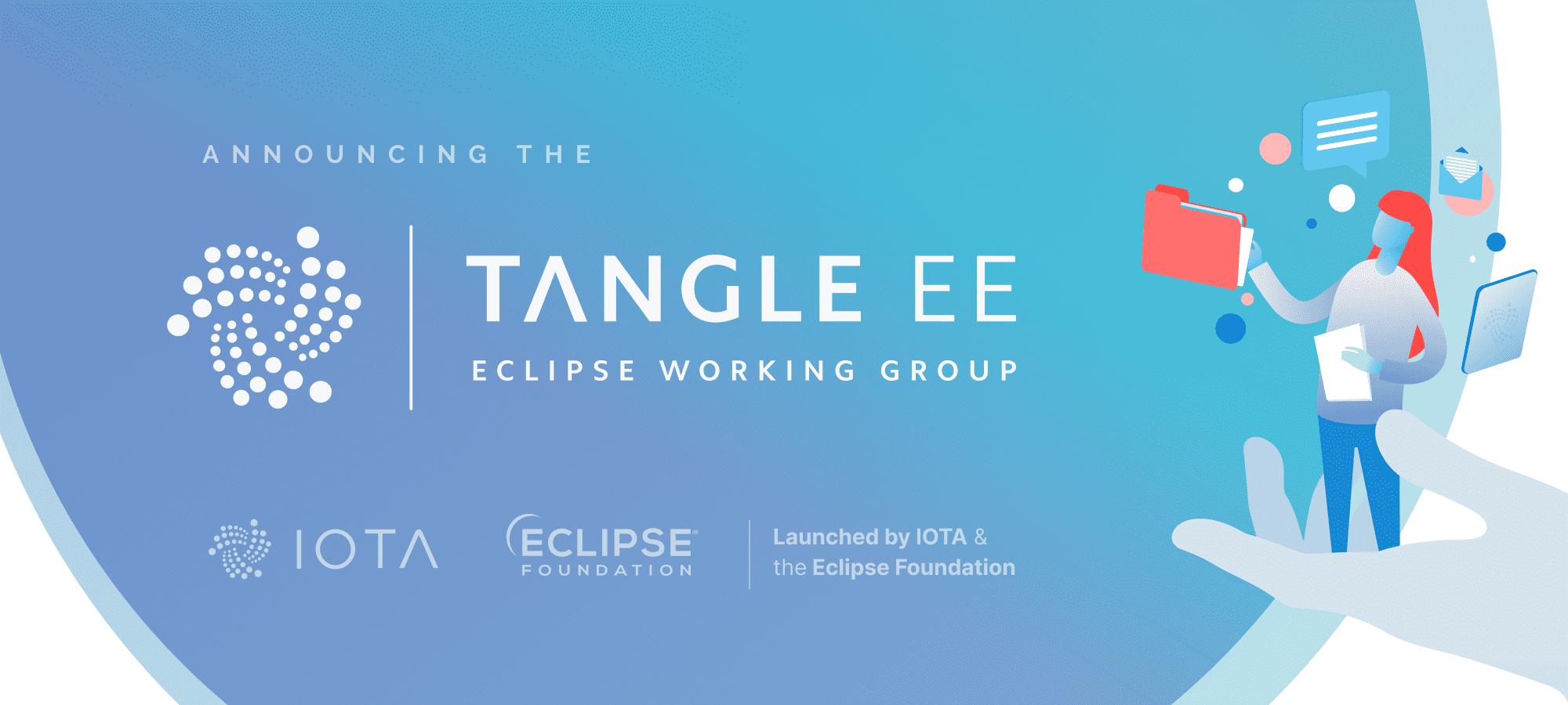 کارگروه Tangle EE برای توسعهی ابزارهای سازمانی روی آیوتا راهاندازی شد