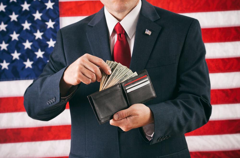 آیا جریان پولهای هلیکوپتری بانک فدرال آمریکا به بیتکوین خواهد رسید