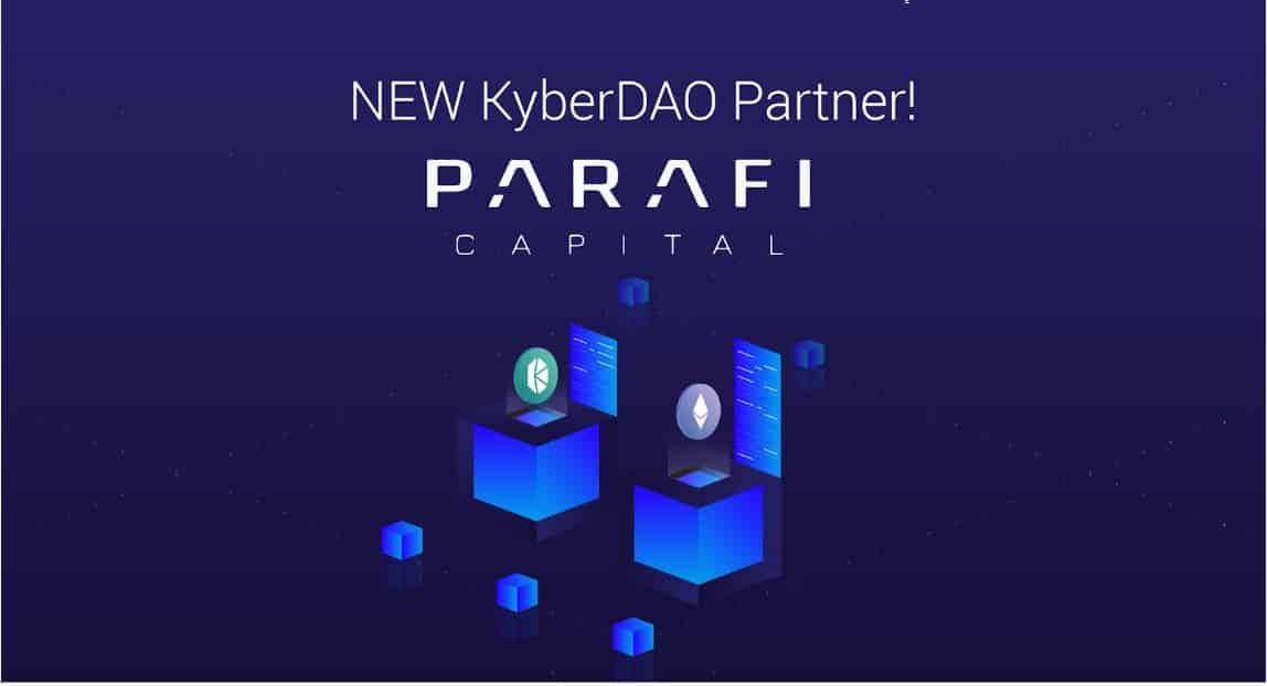 با رونق در بازار خدمات مالی غیرمتمرکز، ParaFi در شبکه Kyber سرمایه گذاری میکند