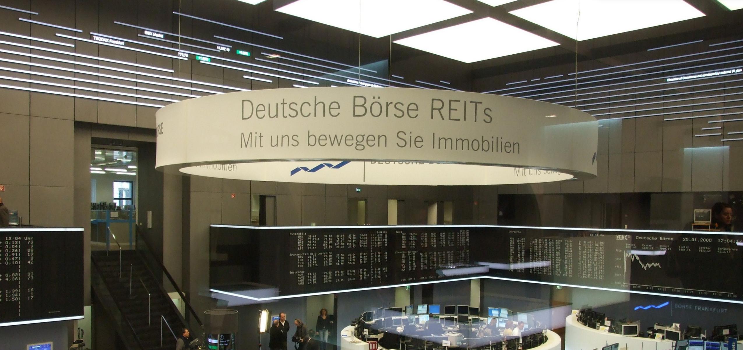 صرافی Deutsche Borse در آستانه عرضه بسته مالی جدید مبتنی بر بیتکوین