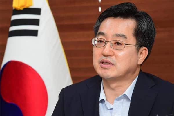 وزیر امور مالیه کره جنوبی
