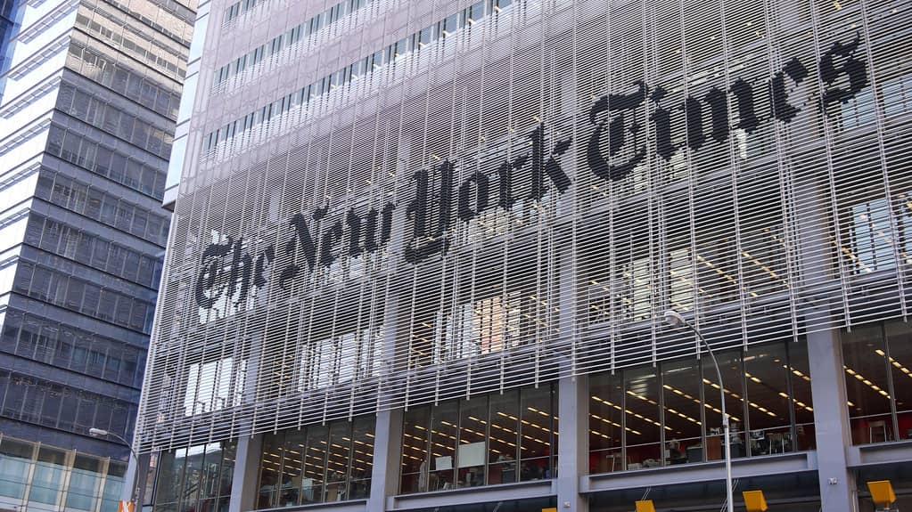 نیویورک تایمز
