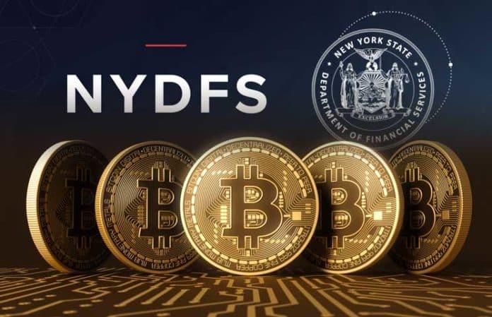 اداره خدمات مالی ایالت نیویورک