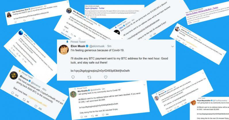 جایزه 1M$ جاستین سان مدیر شرکت ترون برای شناسایی هویت هکرهای توییتر