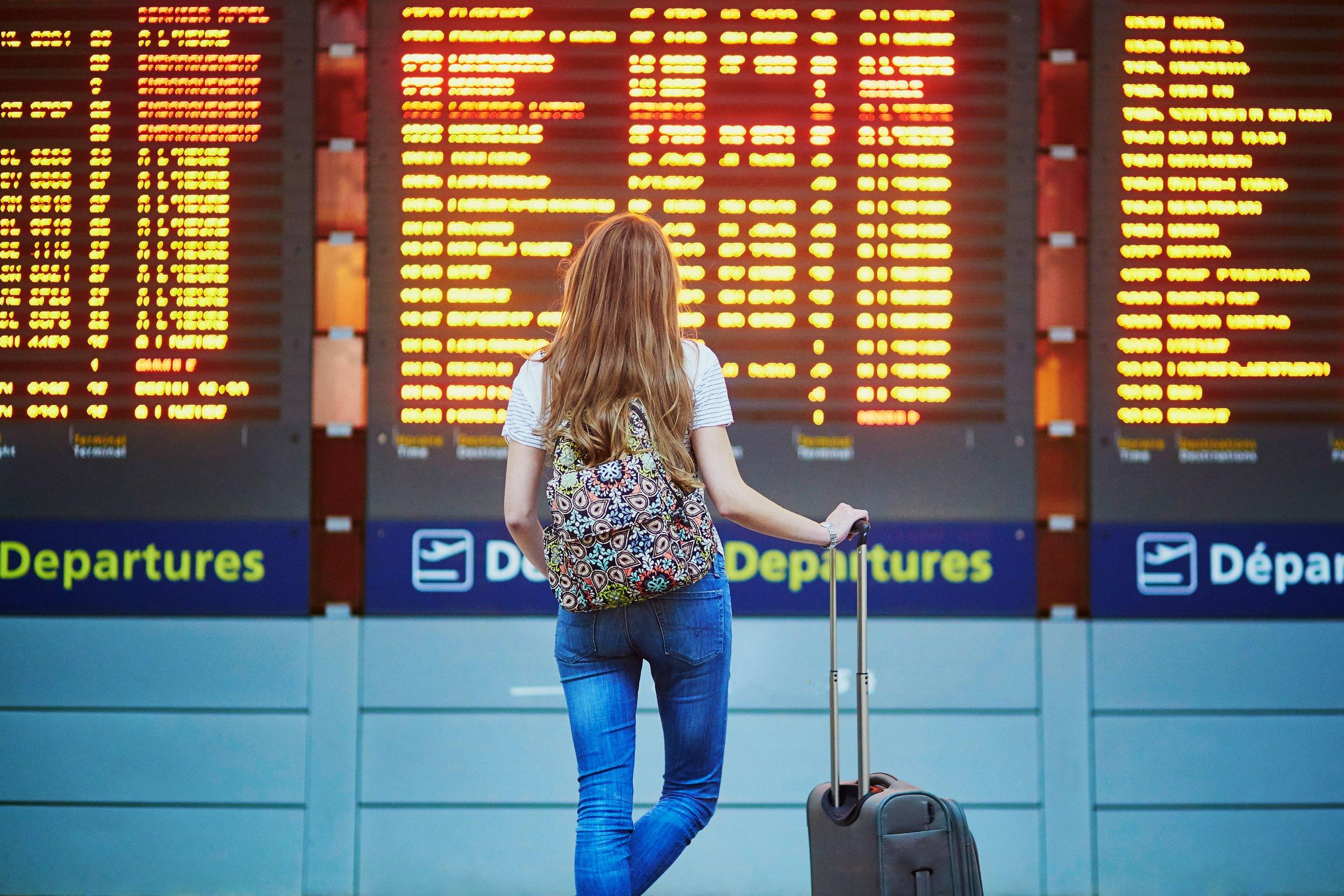 جریمه تاخیر پرواز خود را با بیتکوین دریافت کنید!