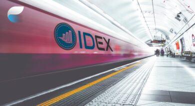 2.5 میلیون دلار تأمین سرمایه آغازین قبل از راهاندازی نسخه 2 صرافی غیرمتمرکز IDEX
