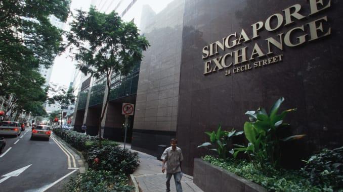 بیتکوین و اتریوم در بورس وین و سنگاپور