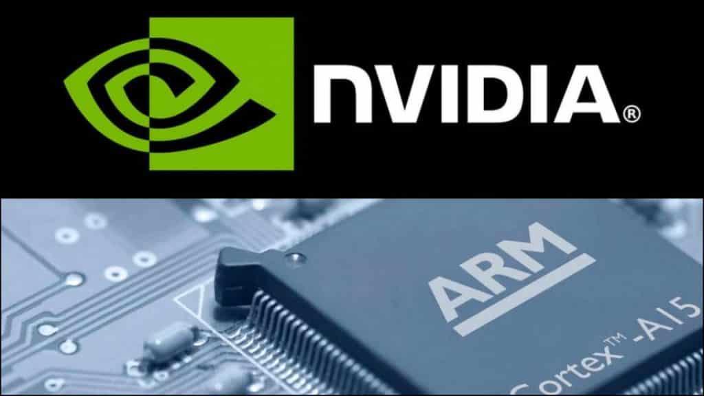 سازنده پردازنده گرافیک، Nvidia، شرکت ARM را با مبلغ 40 میلیارد دلار خرید