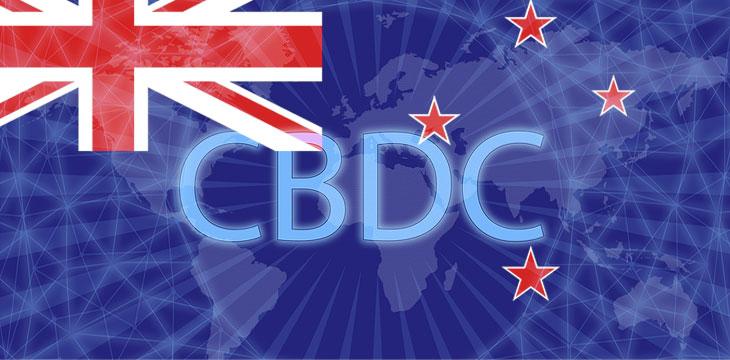 CBDC بانک مرکزی نیوزیلند