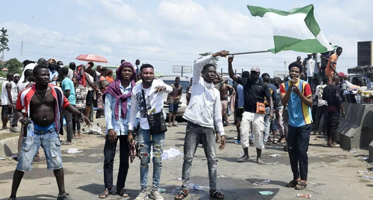 معترضین نیجریه از بیت کوین استفاده میکنند
