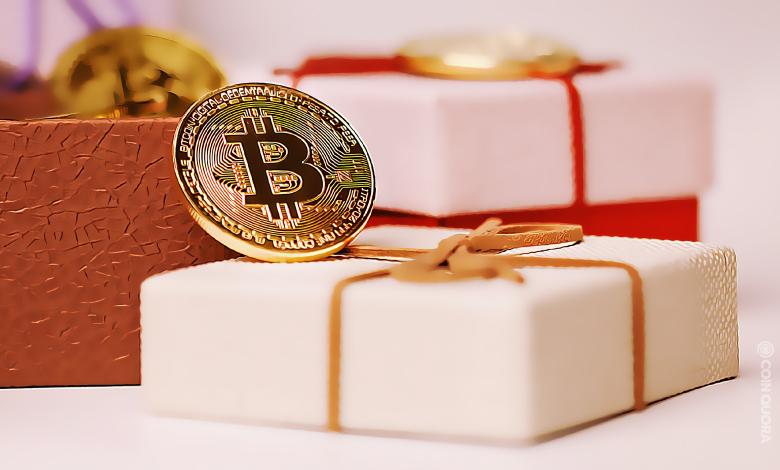 جایزه بیتکوینی Lolli به خریداران eBay برای کریسمس امسال
