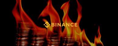 صرافی بایننس 165 میلیون دلار از توکنهای BNB را سوزاند
