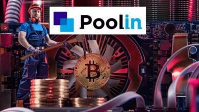 استخر Poolin توکن نرخ هش را برای اتصال استخراج بیت کوین به بازار دیفای راهاندازی کرد