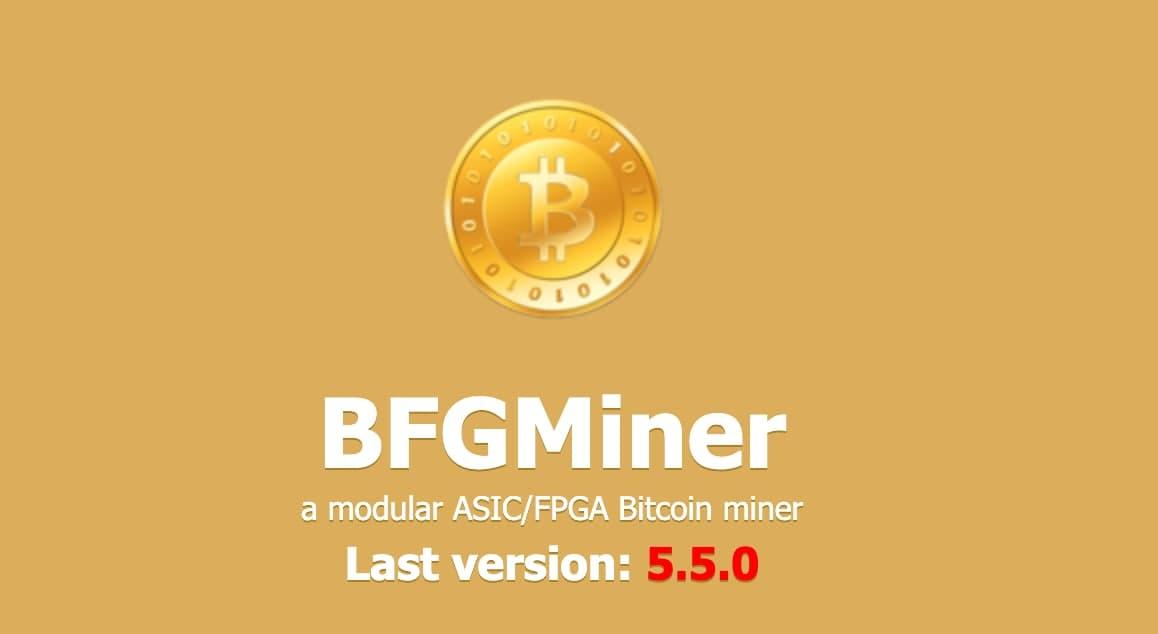 بهترین نرمافزار استخراج بیت کوین BFGMiner