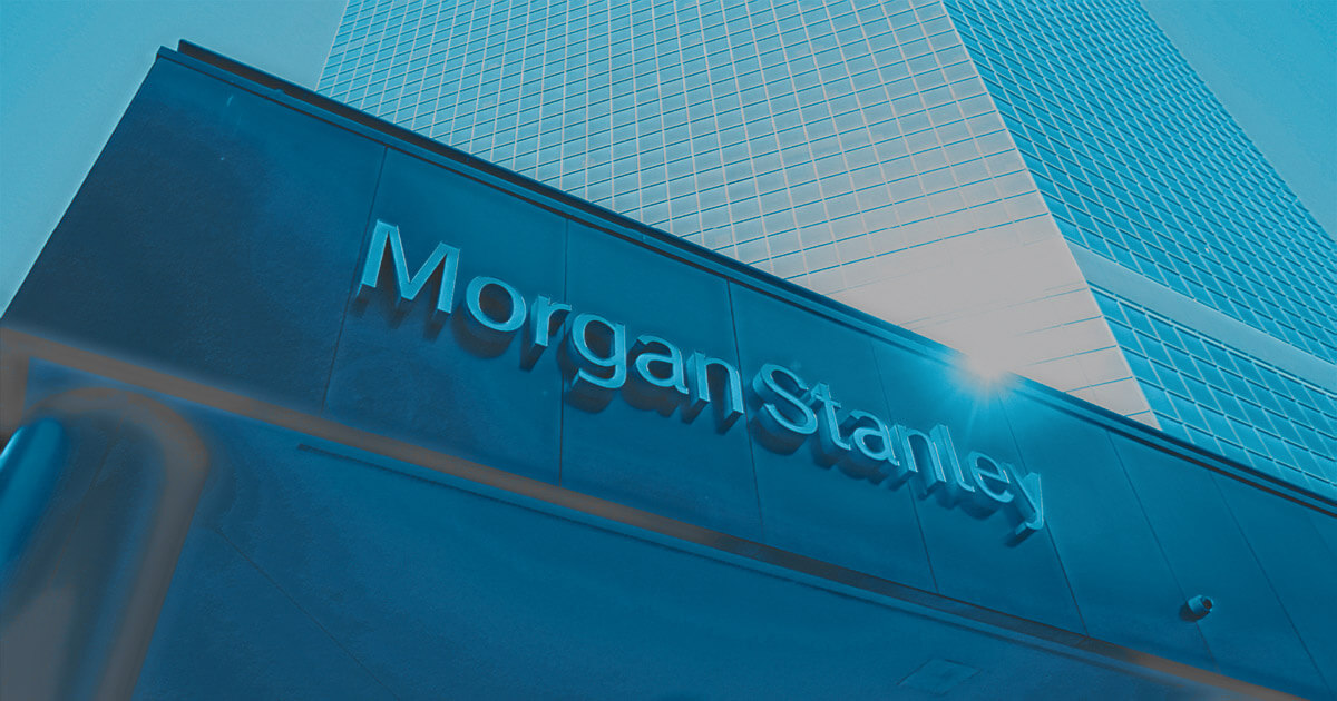 بانک مورگان استنلی در پی خرید بیت کوین از طریق واحد سرمایهگذاری 150 میلیارد دلاری خود
