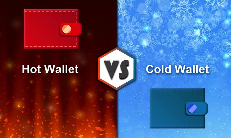 کیف پول یا والت - کیف پول سرد و کیف پول داغ