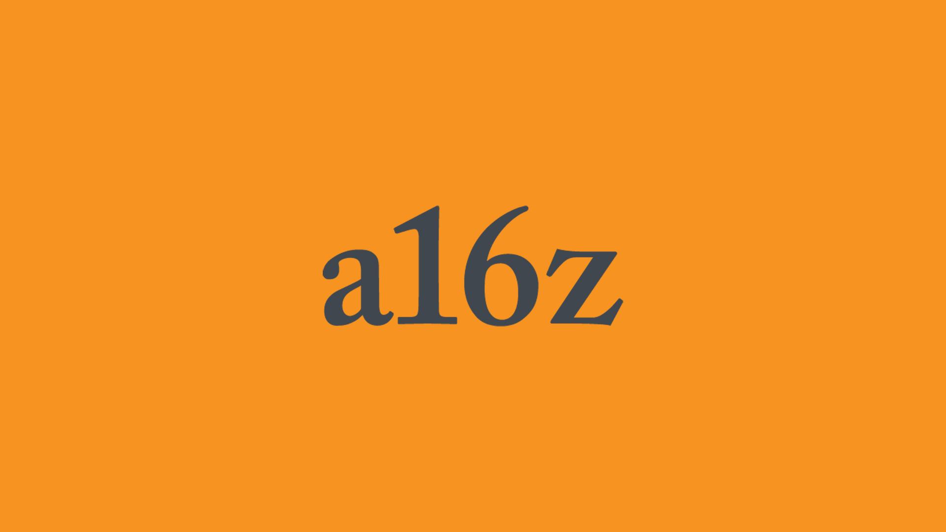 a16z صندوق سرمایهگذاری رمز ارز تاسیس میکند