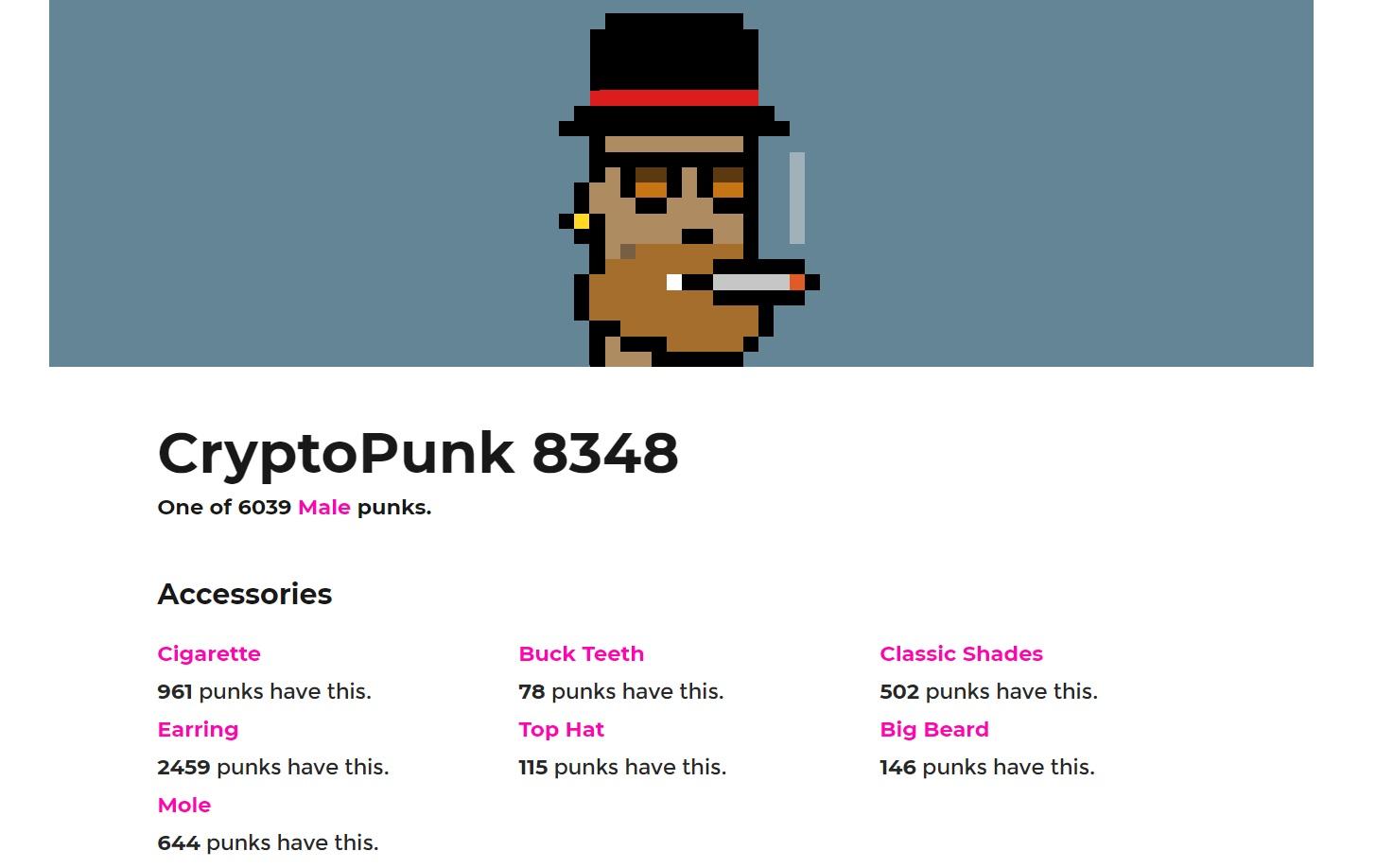 کریپتو پانک cryptopunk