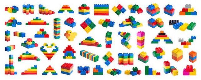 لگو پول (Money Legos)