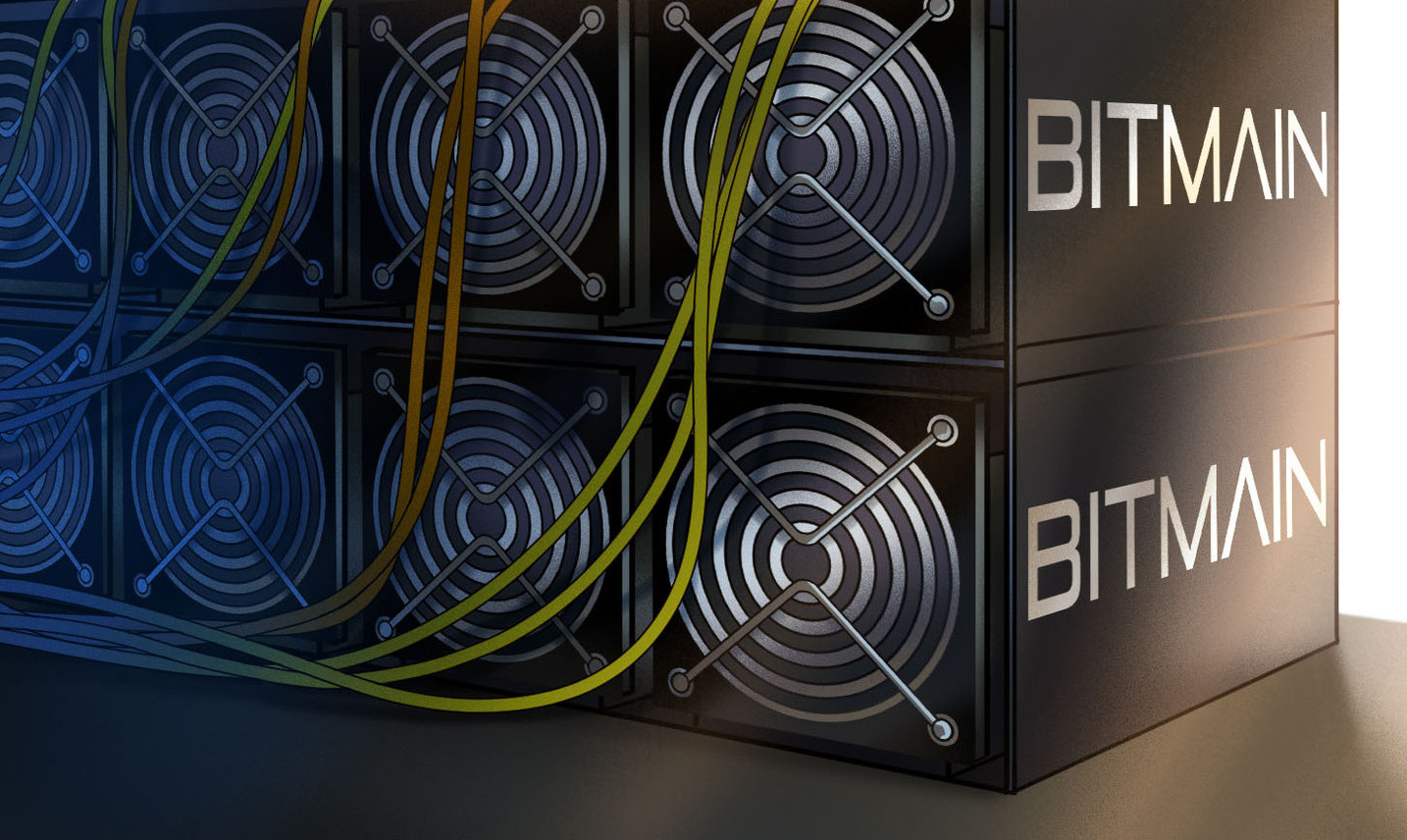 ماینر جدید Bitmain در راه است!