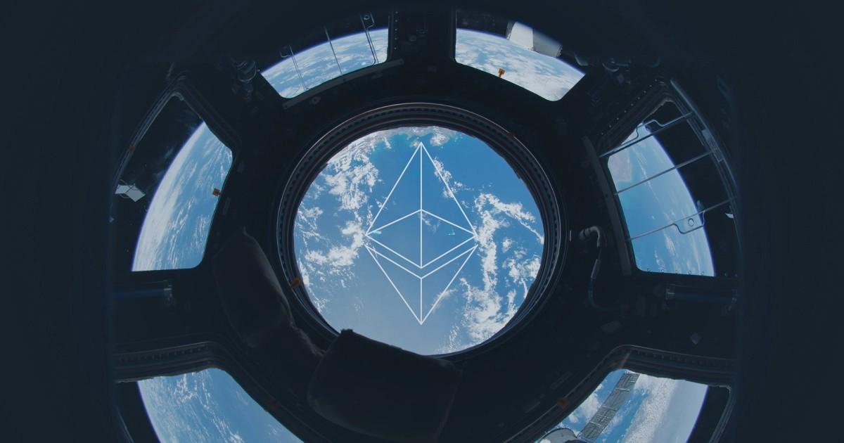 SpaceX یک نود اتریوم به ایستگاه فضایی بینالمللی فرستاد!