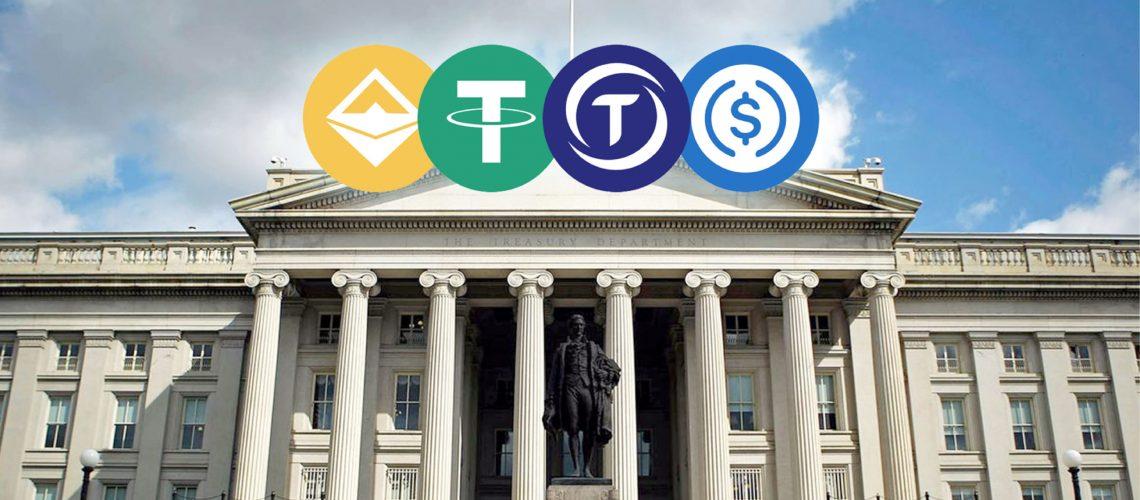 استیبلکوینها در صدر ارزیابی ریسک خزانهداری آمریکا قرار گرفتند