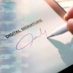 امضای دیجیتال چیست و چه الگوریتمهایی دارد؟ (Digital Signature)
